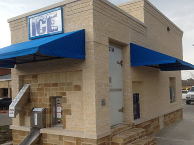 Twice the Ice Little Elm Location