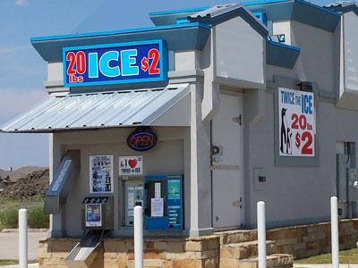 Twice the Ice Savannah Location